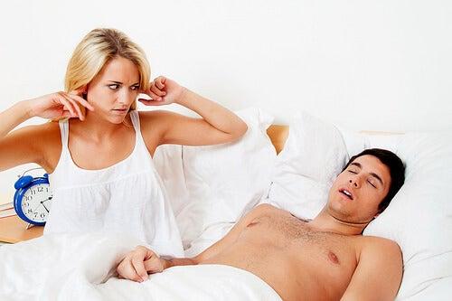 수면성 무호흡증의 개선법
