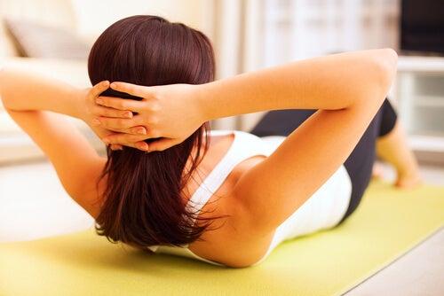 신진대사 활성화로 운동과 휴식