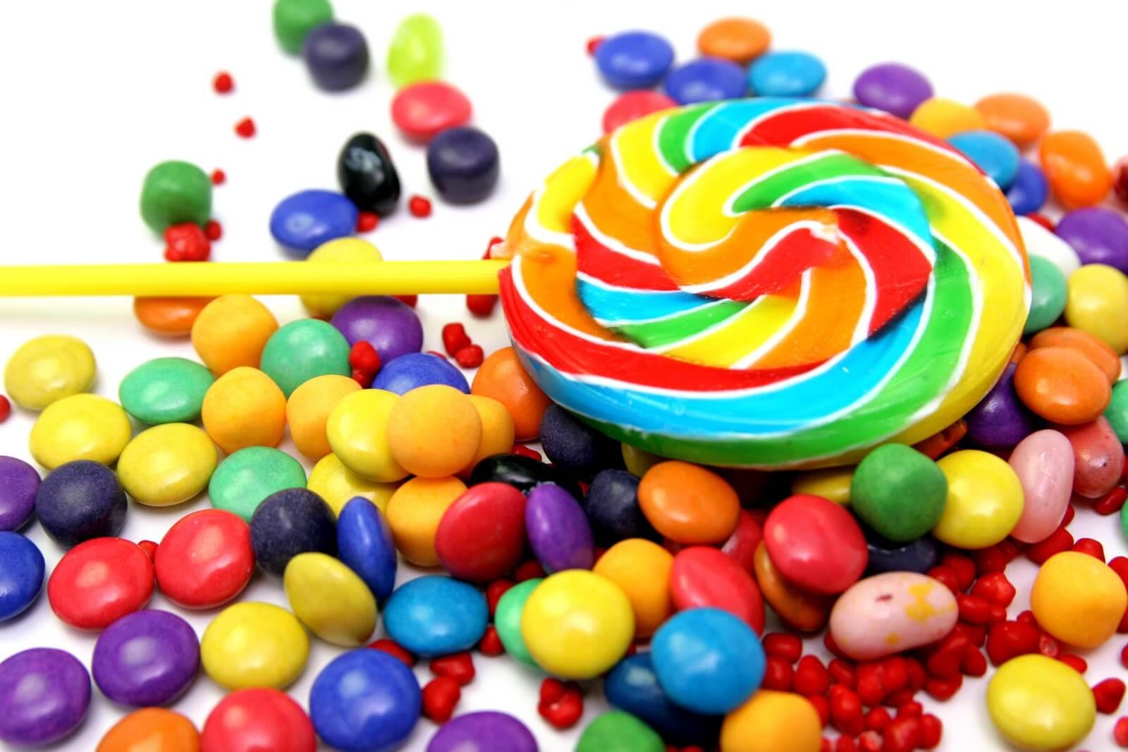 지능에 영향을 설탕