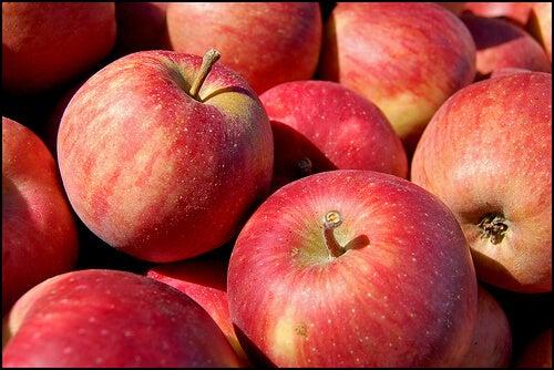 다이어트에 도움이 되는 과일 사과
