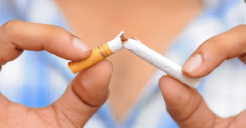 금연에 도움이 되는 자연 요법