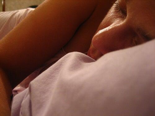 수면 자세가 말해주는 것