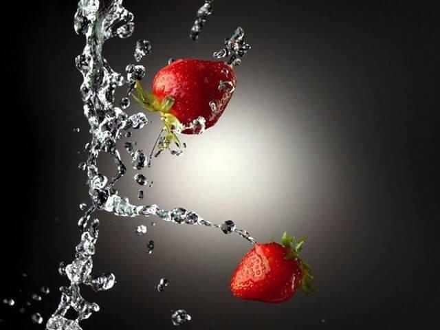 딸기의 효능