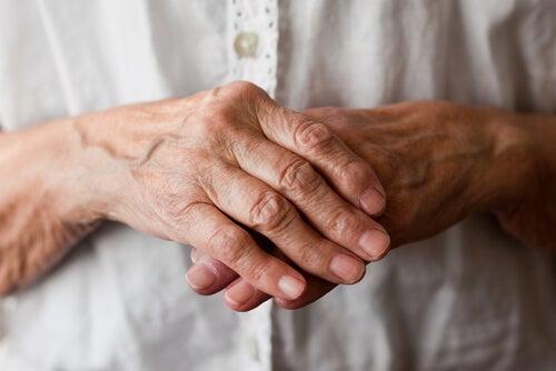 관절염 개선과 통증