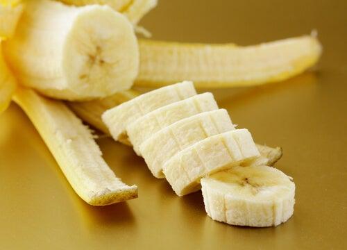 뇌 활성화를 위한 6가지 식품 바나나