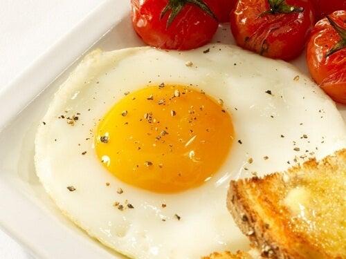뇌에 자양분이 되는 5가지 아침 식사