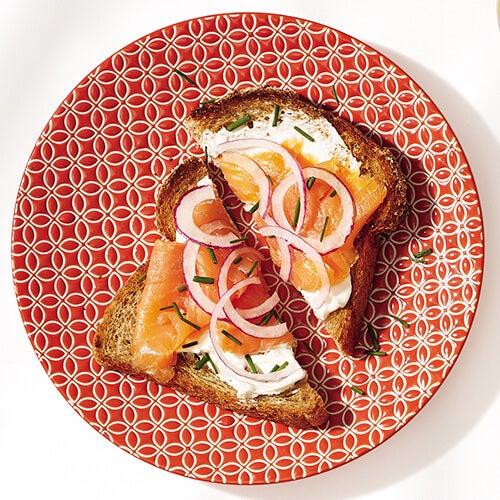 Salmon-toa체중 감량에 좋은 8가지 아침 식사st