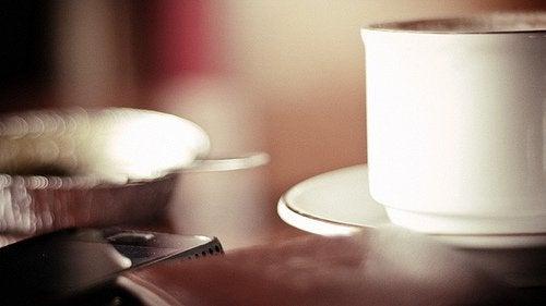 커피와 배고픔의 관계