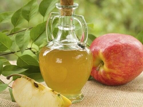 애플사이다 식초로 살을 뺄 수 있을까?