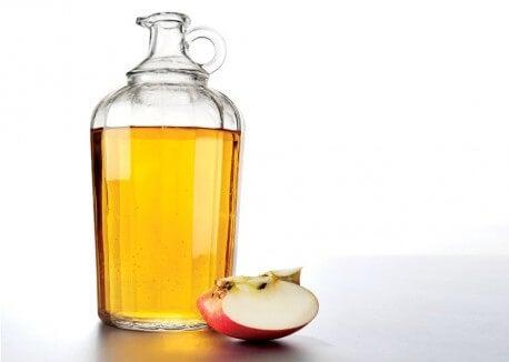 애플사이다 식초로 살을 뺄 수 있을까