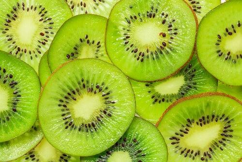 최고의 건강 과일 키위