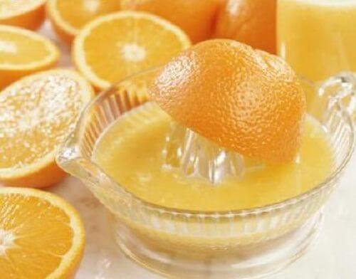 건강 과일 오렌지