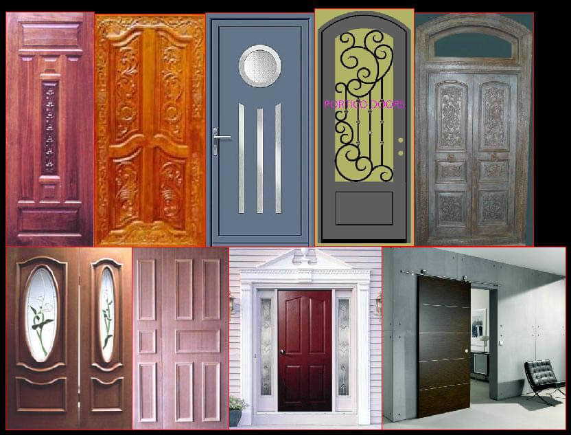 10개의 문, 10개의 성격