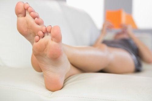 족저근막염 증상을 완화하는 법