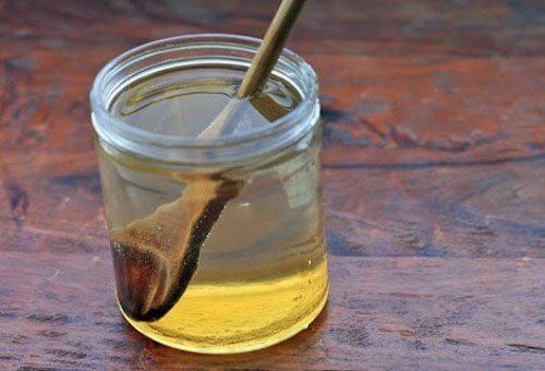 꿀물을 마시면 좋은 점