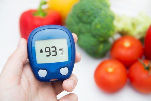 혈당을 낮추는 식품들