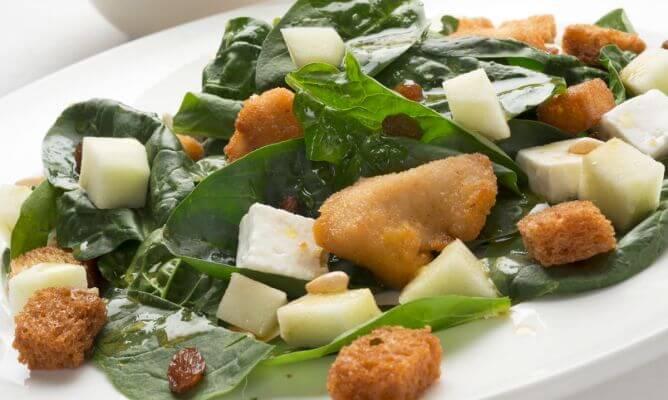 3-spinach-salad