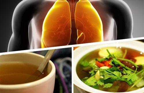 폐를 디톡스해주는 주스