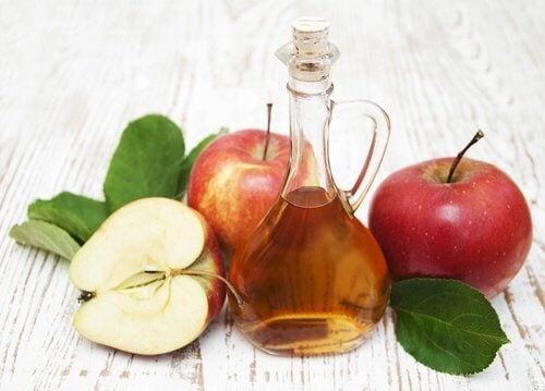 사과 식초로 디톡스 다이어트 하기