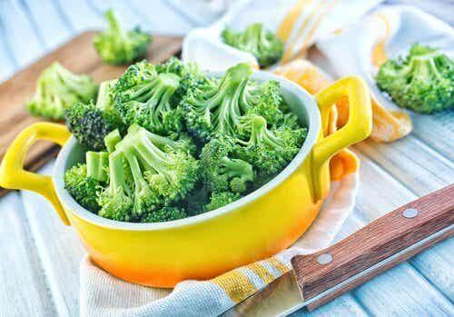 영양만점, 브로콜리로 맛있는 요리하기