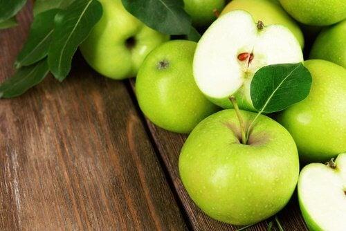 하루에 사과 한 개로 다이어트하기