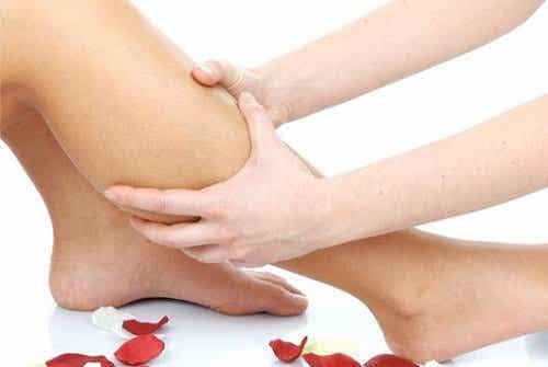 근육 경련 예방 및 치료법