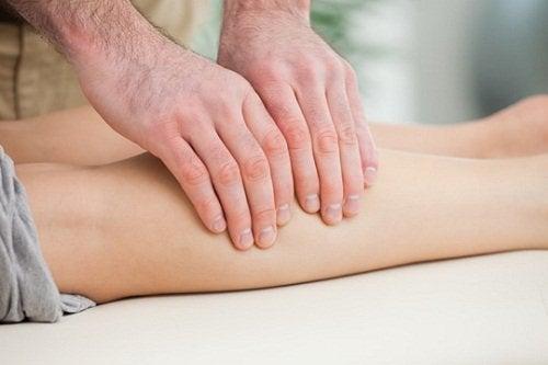 근육 경련 예방 및 완화