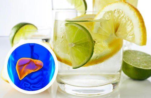 lemon-water-liver