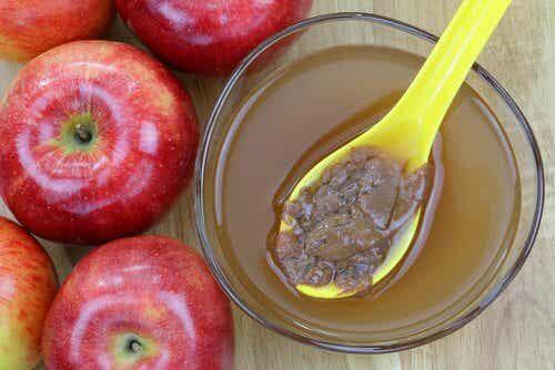 매일 아침 애플사이다 식초와 꿀을 마시면 좋은 점
