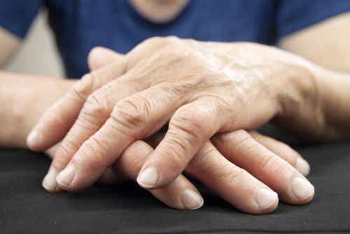 관절통과 장내 세균의 연관성
