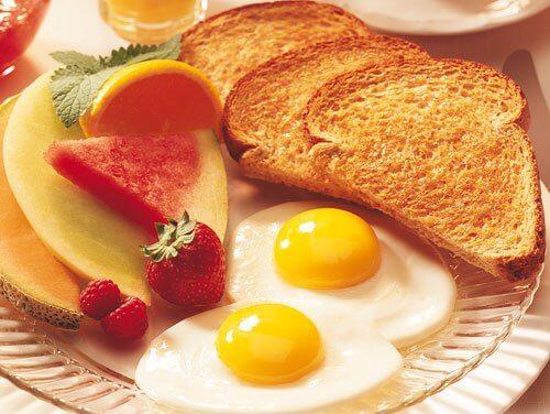 집에서 준비하는 아침식사