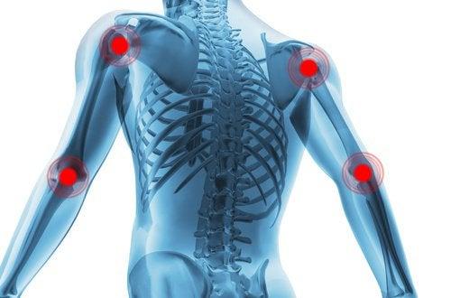 관절 통증을 위한 생강 요법