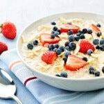 귀리의 효능 10가지와 아침 식사 레시피