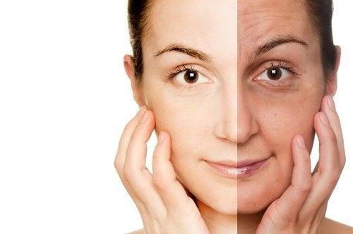 여성의 조기 노화를 유발하는 5가지 요인