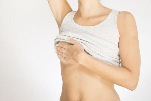 유방암의 10가지 징후 사이즈