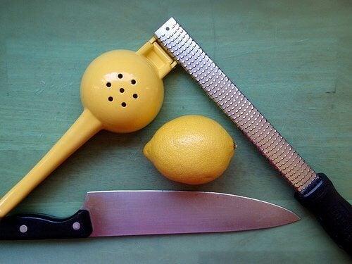 grated-lemon