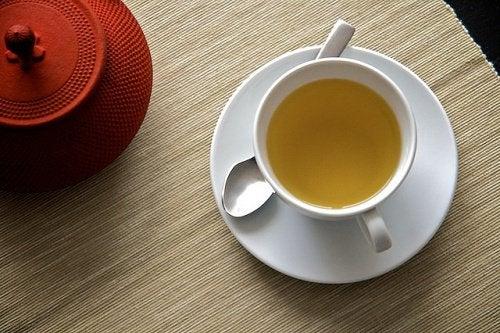 매일 아침에 마시는 마늘 차의 효능