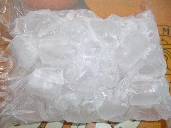 얼음 테라피 얼음 주머니