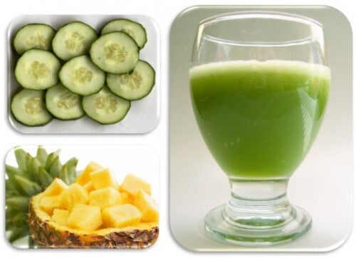 pineapple-and-cucumber