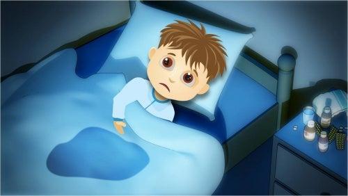유아 야뇨증 원인과 치료법