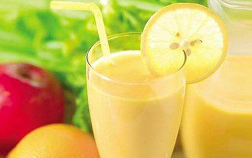 사과, 레몬, 자몽으로 만드는 다이어트 스무디