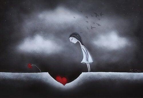 감정적 상처를 치유하는 방법