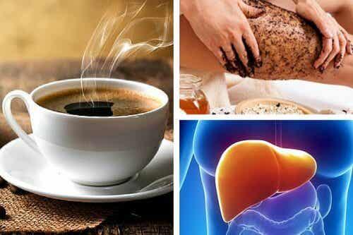 커피가 우리 몸에 좋은 7가지 이유