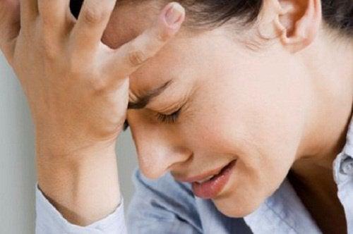 두통을 없애는 자연적인 방법