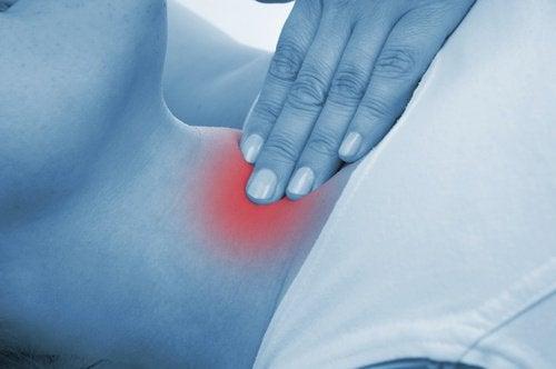 갑상선 불균형의 증상들