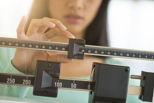 급격한 체중 증가 혹은 감소
