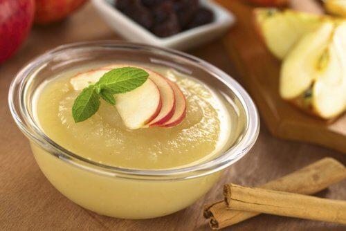 사과 소스 다이어트