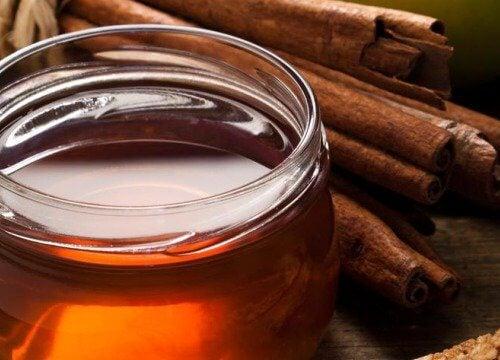 꿀과 계피
