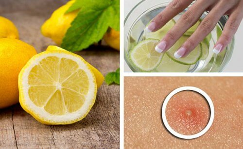 레몬 뷰티케어법 6가지