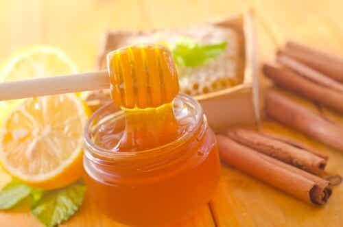 꿀과 계피의 엄청난 효능
